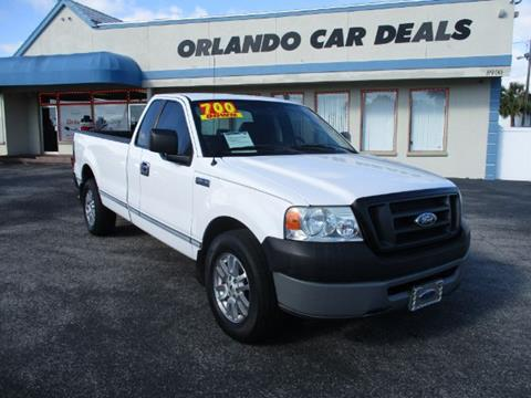 2007 Ford F-150 for sale in Maitland FL