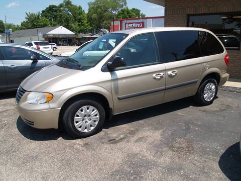 2006 Chrysler Town and Country for sale in Waverly, OH