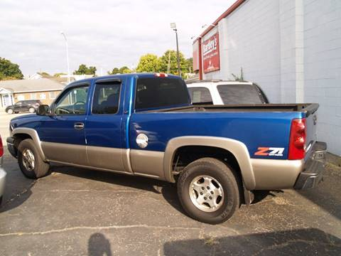 2003 Chevrolet Silverado 1500 for sale in Waverly, OH