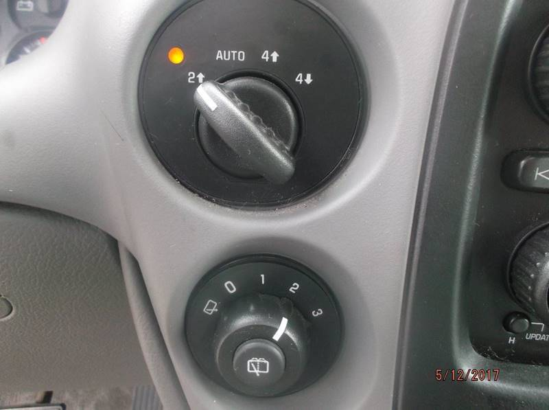 2007 Chevrolet TrailBlazer LS 4dr SUV 4WD - Depew NY