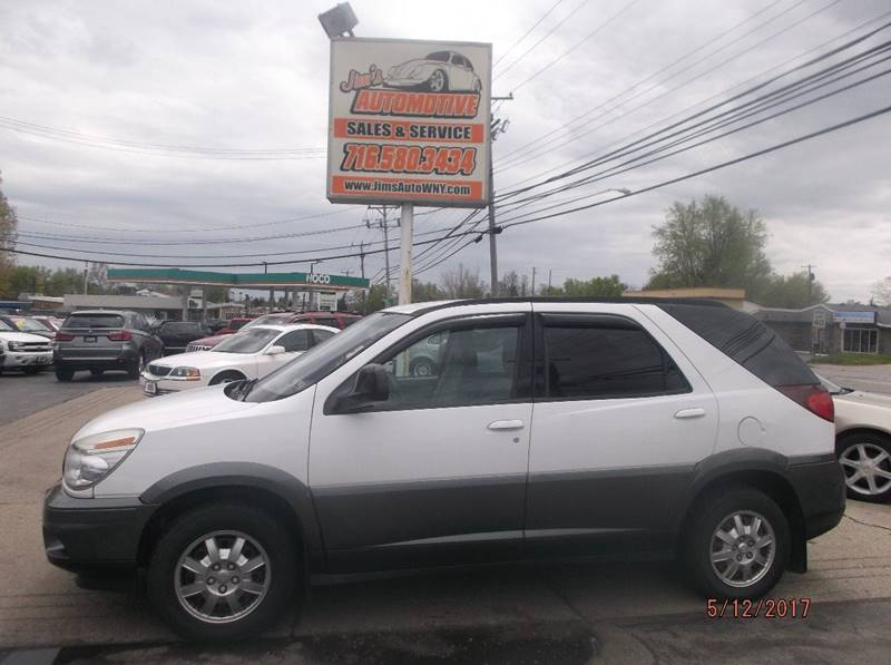 2004 Buick Rendezvous AWD CXL 4dr SUV - Depew NY