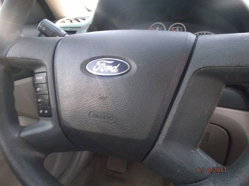 2008 Ford Fusion I4 S 4dr Sedan - Depew NY