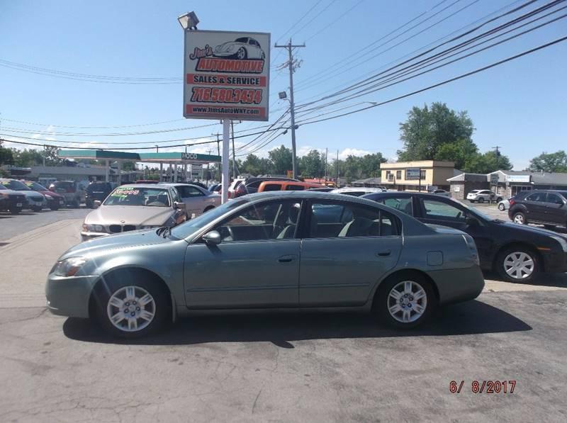 2006 Nissan Altima 2.5 S 4dr Sedan w/Automatic - Depew NY