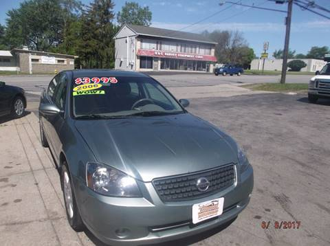 2006 Nissan Altima for sale in Depew, NY