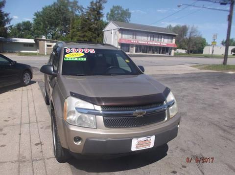 2005 Chevrolet Equinox for sale in Depew, NY