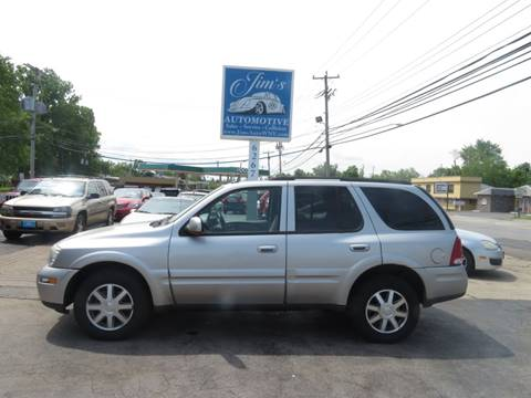 2004 Buick Rainier for sale in Depew, NY