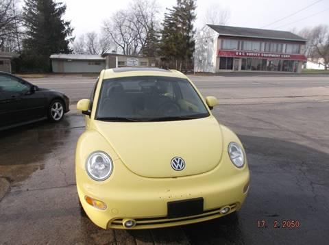2000 Volkswagen New Beetle for sale in Depew, NY