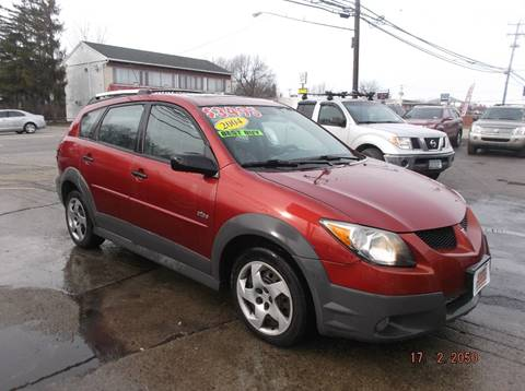 2004 Pontiac Vibe for sale in Depew, NY