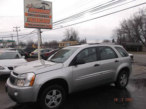 2007 Chevrolet Equinox for sale in Depew, NY