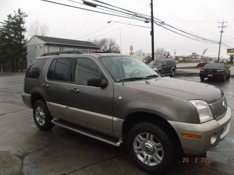 2005 Mercury Mountaineer for sale in Depew, NY