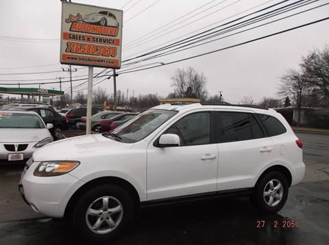 2007 Hyundai Santa Fe for sale in Depew, NY