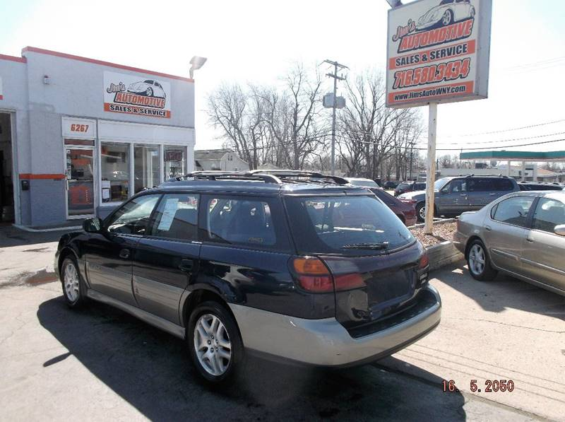 2001 Subaru Outback AWD 4dr Wagon w/Weather Pkg - Depew NY