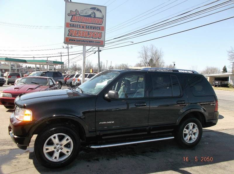 2004 Ford Explorer Limited 4WD 4dr SUV - Depew NY