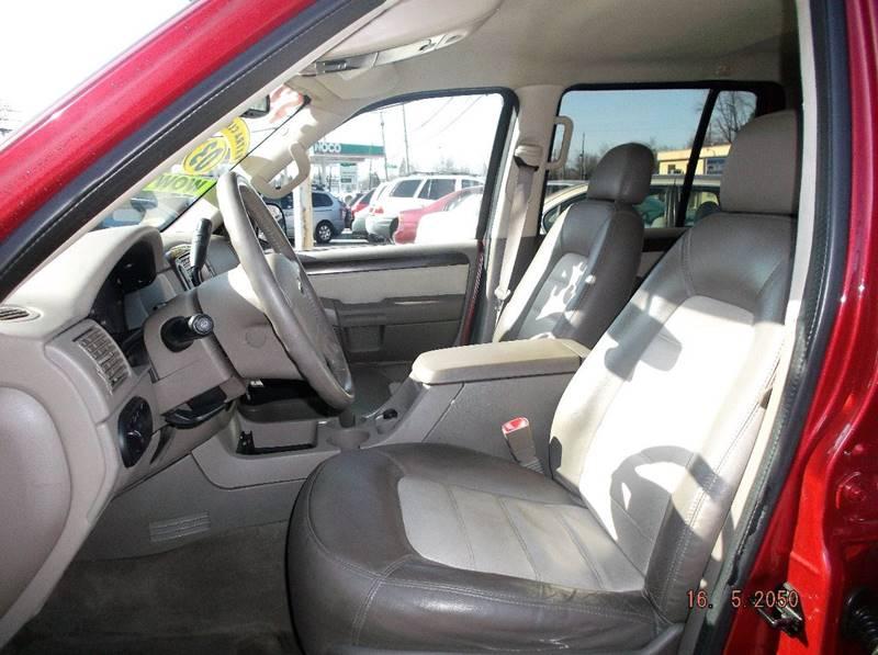 2003 Ford Explorer AWD Eddie Bauer 4dr SUV - Depew NY