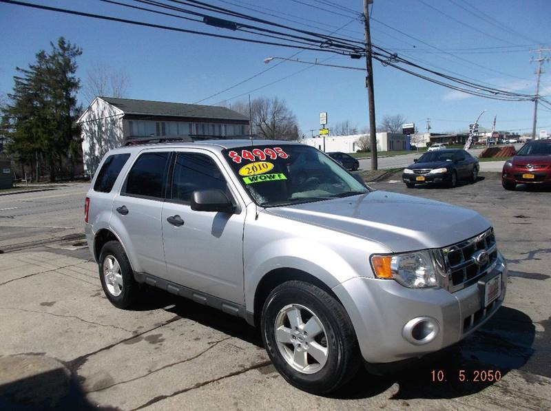 2010 Ford Escape AWD XLS 4dr SUV - Depew NY