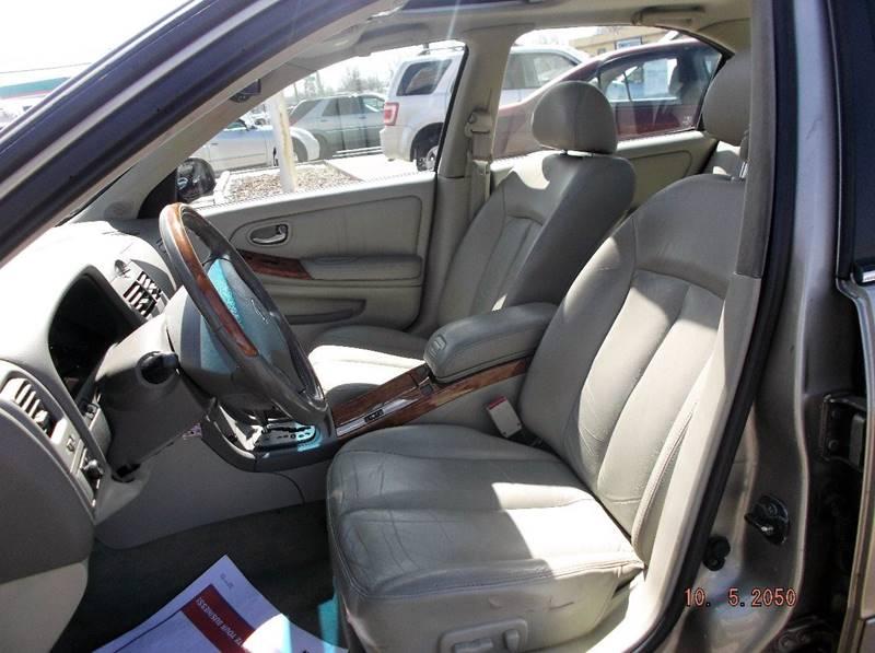 2002 Infiniti I35 4dr Sedan - Depew NY