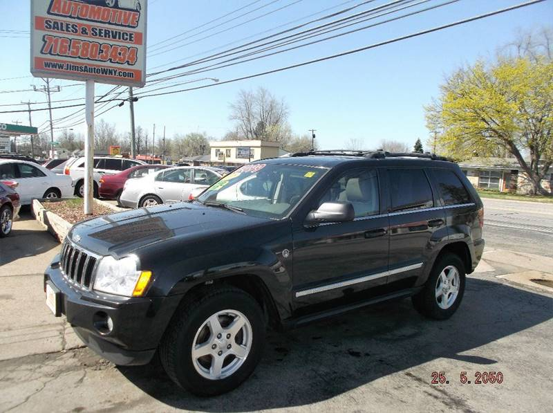 2005 Jeep Grand Cherokee 4dr Limited 4WD SUV - Depew NY