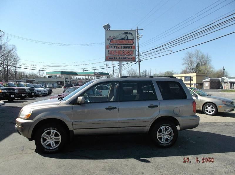 2003 Honda Pilot EX 4WD 4dr SUV - Depew NY
