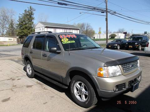 2003 Ford Explorer for sale in Depew, NY
