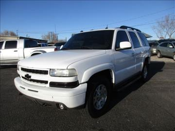 Chevrolet Tahoe For Sale New Mexico