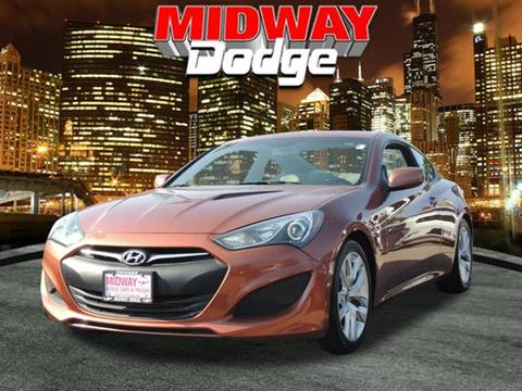 2013 Hyundai Genesis Coupe for sale in Chicago, IL