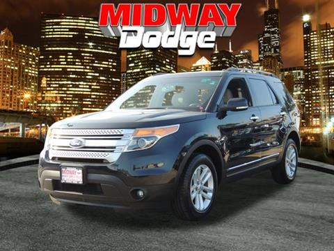 2014 Ford Explorer for sale in Chicago, IL