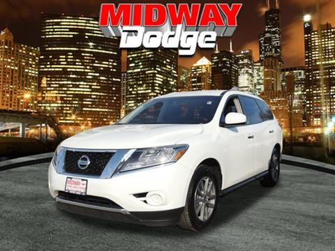 2016 Nissan Pathfinder for sale in Chicago, IL