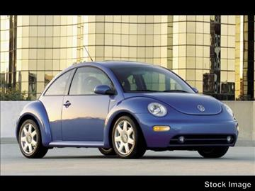 2001 Volkswagen New Beetle for sale in Chicago, IL