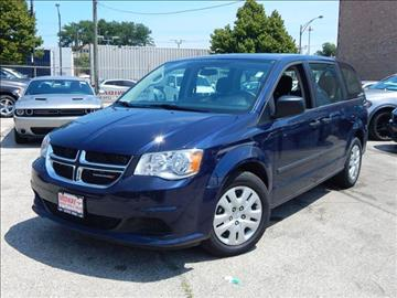 2016 Dodge Grand Caravan for sale in Chicago, IL