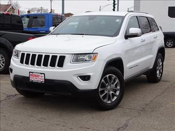 2016 Jeep Grand Cherokee for sale in Chicago, IL