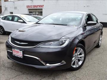2016 Chrysler 200 for sale in Chicago, IL