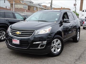 2014 Chevrolet Traverse for sale in Chicago, IL