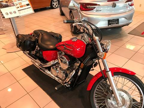 2007 Honda SHADOW  VT750C2F for sale at AUTOBARN SALES & LEASING, INC. in Francesville IN