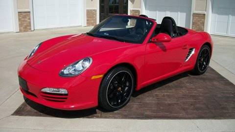 2011 Porsche Boxster for sale in Francesville IN