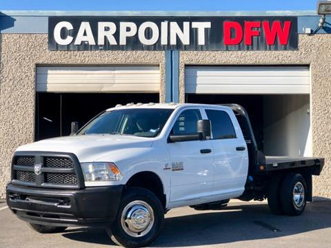 2015 RAM Ram Chassis 3500 for sale in Dallas, TX
