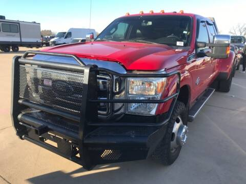 2013 Ford F-350 Super Duty for sale at CARPOINT-DFW, INC. in Dallas TX