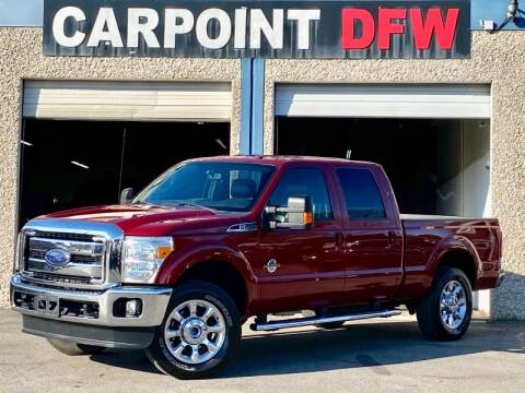2015 Ford F-250 Super Duty for sale at CARPOINT-DFW, INC. in Dallas TX