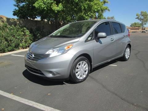 2014 Nissan Versa Note for sale in Phoenix, AZ
