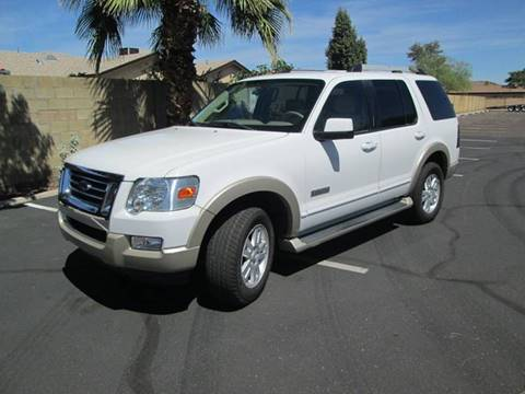 2007 Ford Explorer for sale in Phoenix, AZ