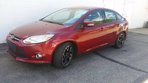 2014 Ford Focus for sale in Royal Oak, MI