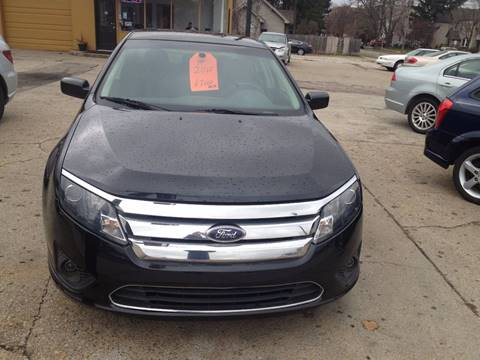 2010 Ford Fusion for sale in Royal Oak, MI
