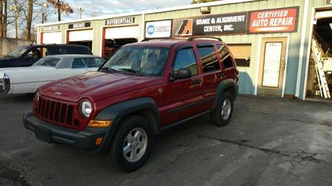 2006 Jeep Liberty for sale in Charlotte NC