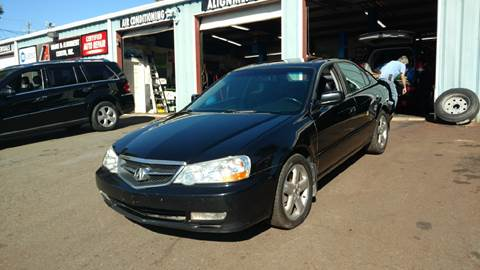 2002 Acura TL for sale in Charlotte NC