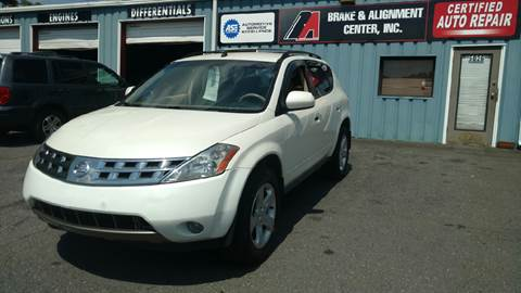 2005 Nissan Murano for sale in Charlotte NC