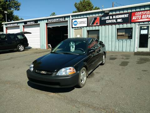 1997 Honda Civic for sale in Charlotte, NC