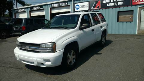 2005 Chevrolet TrailBlazer for sale in Charlotte, NC