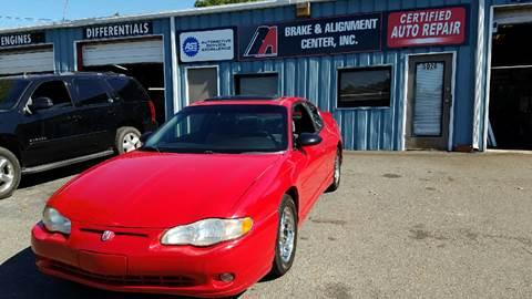 2004 Chevrolet Monte Carlo for sale in Charlotte, NC