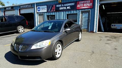 2007 Pontiac G6 for sale in Charlotte NC