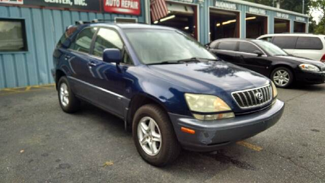 2002 Lexus RX 300 for sale at B & A Automotive Sales in Charlotte NC