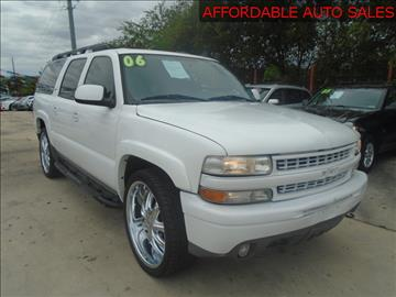 2006 Chevrolet Suburban for sale in San Antonio, TX